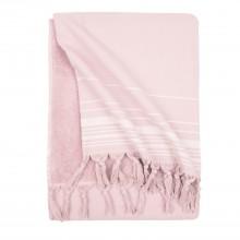 hammamdoek-roze